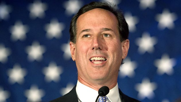 Rick Santorum Suspends Presidential Campaign (ABC News)