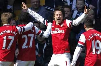 Rosicky expects to stay at Arsenal