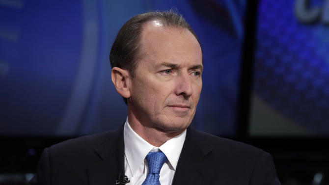 Morgan Stanley third-quarter profit almost doubles