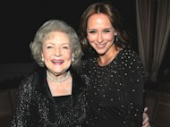 Betty White and Jennifer Love Hewitt attend TV Land&#39;s &#39;Hot In Cleveland&#39; And &#39;Retired At 35&#39; Premiere Party at the Sunset Tower Hotel in West Hollywood, Calif. on January 10, 2011 -- Getty Images