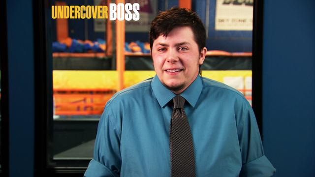 Undercover Boss - Rewarding Confidence