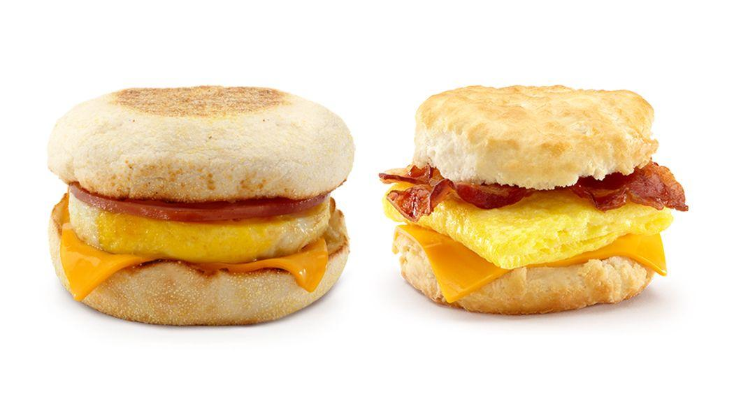 McMuffins vs. Biscuits: Where Does Your McDonald's Breakfast Allegiance Lie?