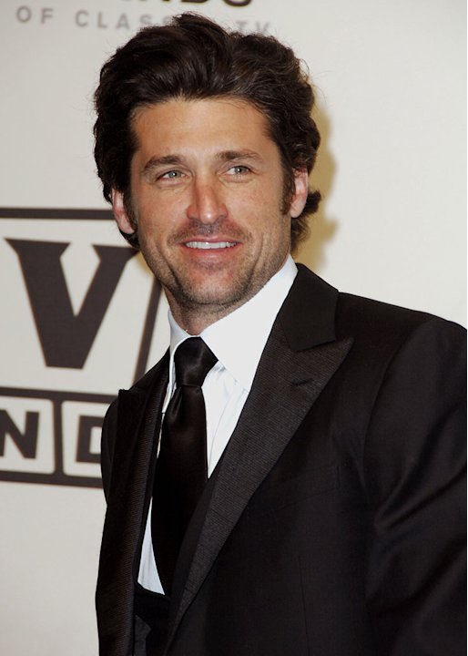 Patrick Dempsey at the 2006 TV Land Awards.