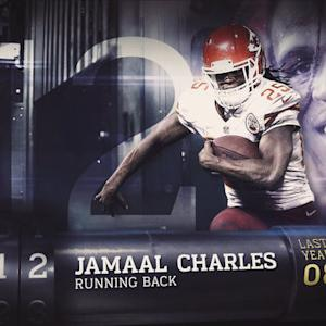 'Top 100 Players of 2015': No. 12 Jamaal Charles