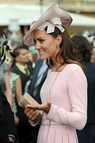 Kate Middleton, Duchess Of Cambridge To Attend Queen's Garden Party Today