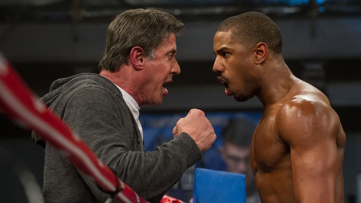 Box office hits and misses: Creed goes the distance and Mockingjay survives another week