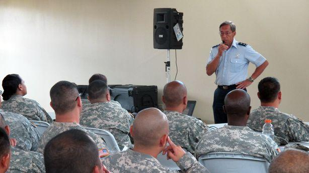 The National Guard's Furlough Starts on Monday
