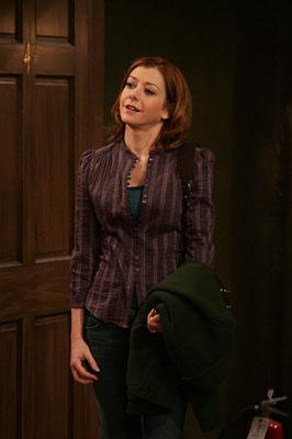 "Alyson Hannigan as Lily CBS' ""How I Met Your Mother"""