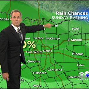 Another Humid Day, Rain Chances Small