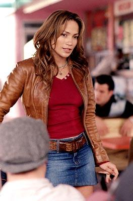 Jennifer Lopez in Columbia's Gigli