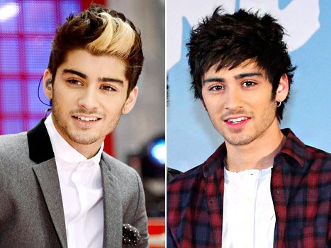 One Direction's Zayn Malik Debuts New, Shaggy Haircut