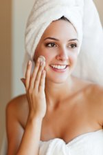 My skin care regimen (iStockphoto)