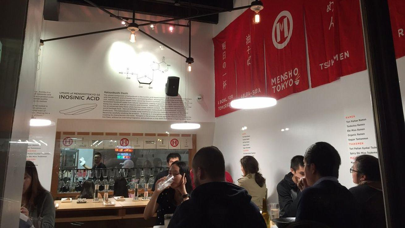 10 Things to Know About Mensho Tokyo, SF's Newest Ramen Shop