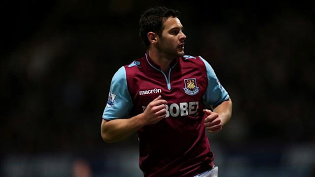 Matt Jarvis, West Ham United