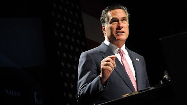 Mitt Romney Demands Obama Apology, Says He&#39;s Not Responsible for Post-1999 Bain Activity (ABC News)