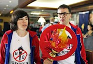 Carrie Brownstein and Fred Armisen | Photo Credits: Scott Green/IFC