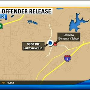 Outrage over sex offender in Lakeside