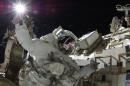 NASA to fix ISS coolant system with Christmas spacewalks