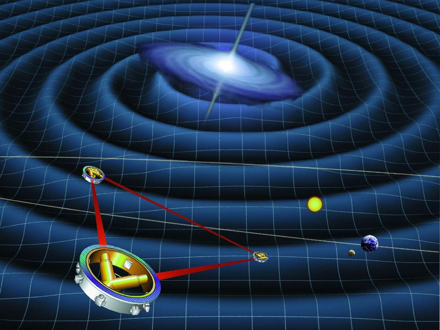 Scientists have finally proven Einstein's century-old theory about gravitational waves