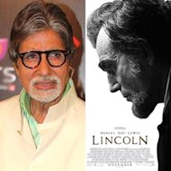 Amitabh Bachchan Saw 'Lincoln' Twice In Two Days!