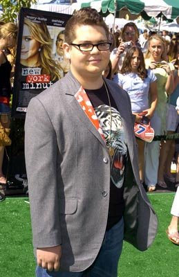 Jack Osbourne at the world premiere of Warner Brothers' New York Minute
