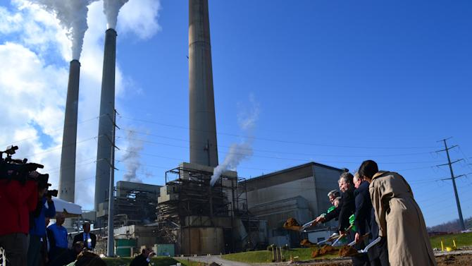Ky. coal plant's $940M update to create 700 jobs