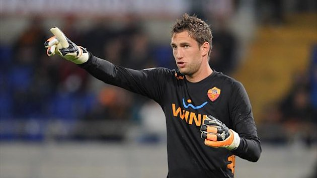 Maarten Stekelenburg Roma 2012 AP/LaPresse
