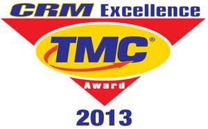OAISYS Tracer Wins 2013 CRM Excellence Award From CUSTOMER Magazine