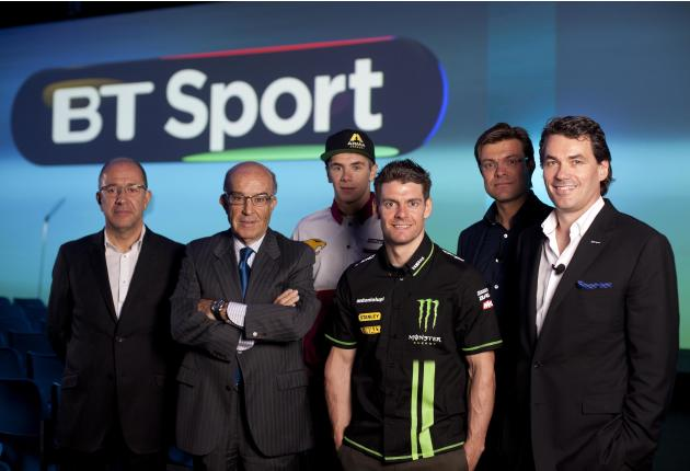 BT Sport channels launch
