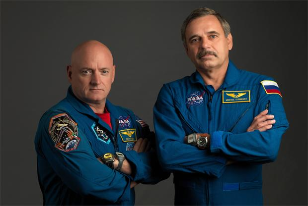Space station team eager for yearlong flight