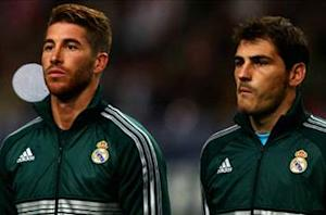 Sergio Ramos: Casillas has had a tough time