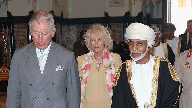 Prince Charles And The Duchess Of Cornwall Visit Middle East - Day 7