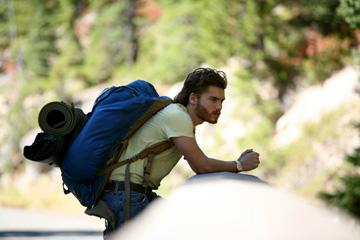 Emile Hirsch in Paramount Vantage's Into the Wild