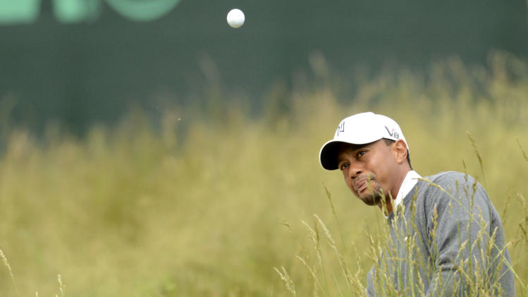 Golf: U.S. Open-First Round