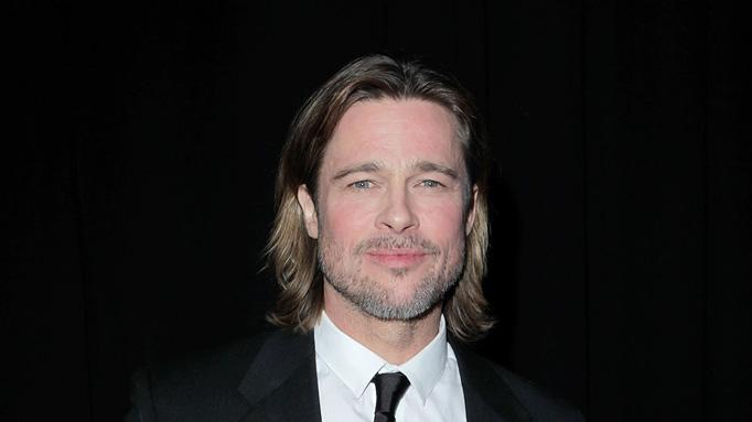 2012 Palm Springs Film Festival Awards Gala Brad Pitt