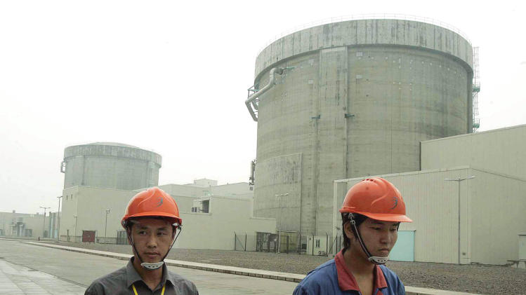 China ends nuke plant ban set after Japan disaster