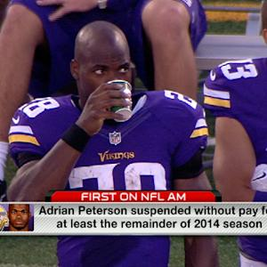 Rapoport: Adrian Peterson will appeal suspension