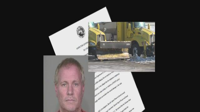 Fired INDOT worker headed to prison