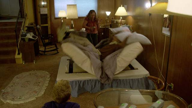 'Bad Grandpa' Clip: Adjustable Bed