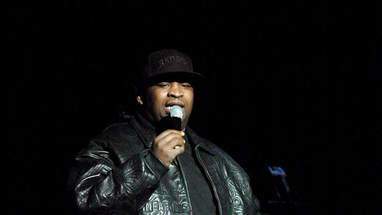 Patrice O'Neal at the Nighttime Awards on January 31, 2005 in New York City, New York.