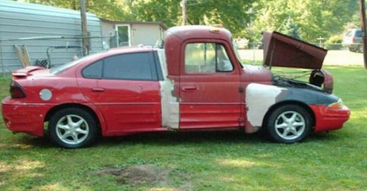 16 Crazy Car Mods That We Can't Believe Are Real!
