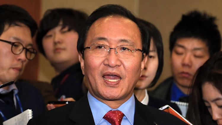 SKorean lawmaker loses seat over Samsung wiretaps
