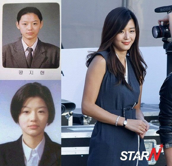 Jun Ji Hyun's graduation photos revealed