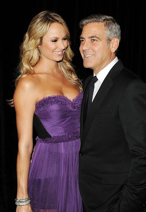 Keibler Clooney Hollywood Film Awards