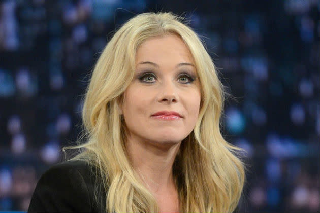 The Grinder Enlists Christina Applegate to Play Rob Lowe's 'Old-Fashioned' Ex