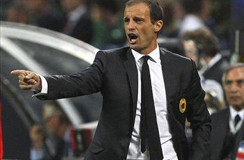 Allegri: Sampdoria clash is a must-win for AC Milan