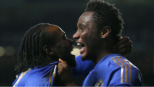 FA Cup - Sunday team news: Chelsea's African heroes back
