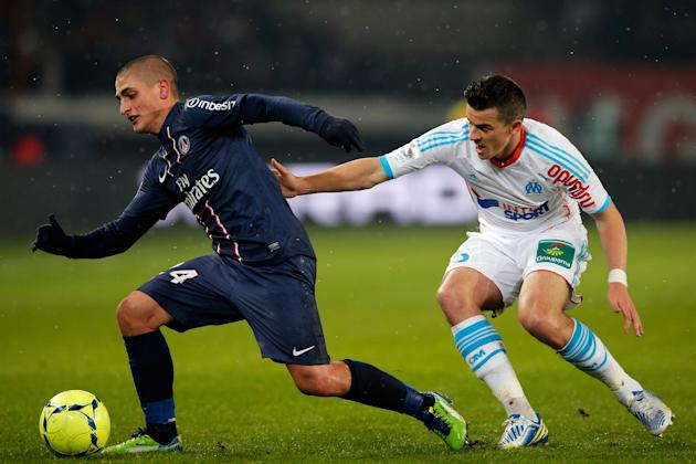 Paris Saint-Germain FC v Olympique de Marseille - Ligue 1