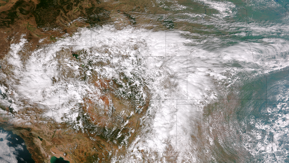 Cloud Seeding Not to Blame for Colorado Flooding