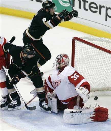 Ducks-Red Wings Preview